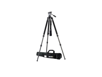 Rent: Miller DS20 SOLO CF Tripod with Cartoni Focus HD Fluid Head