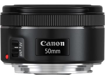 Rent: Canon EF 50mm f/1.8 STM Lens