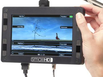 """Rent: Small HD DPT 7"""" Field Monitor"""