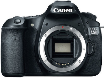 Rent: Canon 60D DSLR