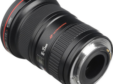 Rent: Canon EF 16-35mm f/2.8L II USM Wide Angle Zoom Lens