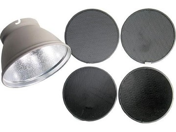 Rent: Reflectors and Grids for Elinchrom Strobes