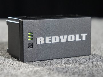 Rent: REDVOLT (4-PACK) & 2 Chargers