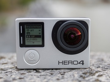 Rent: 3 Gopro Hero 4s (package)