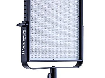 Rent: Two 1X1 LED Bi-Color Lights with stands