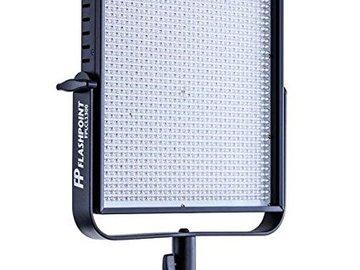 Rent: LED 1X1 Bi-Color Flashpoint light