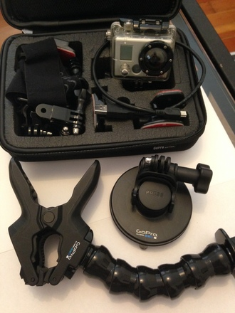 GoPro Hero2 Kit