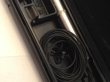 Rent: Sony ECM-44 Lavalier Mike