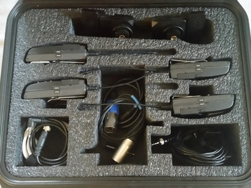 Rent: 2 Sennheiser ew 112-p G3 wireless sets w/ mics + case