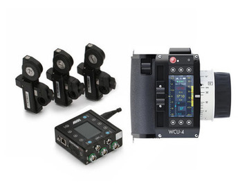 Rent: ARRI WCU Wireless Compact Unit, Follow Focus, FIZ