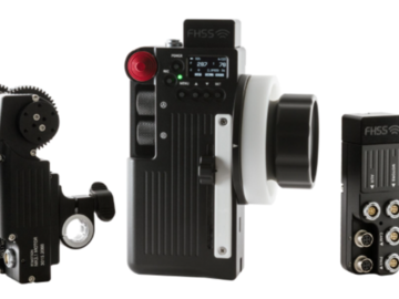 Rent: RT Motion Wireless Follow Focus w/ Thumbwheel, 2 motors