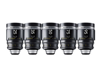 Rent: Schneider Xenar III 5 Lens Set
