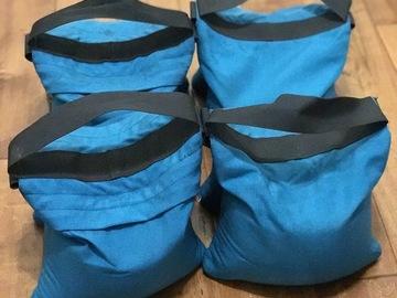 Rent: 4 x Sandbags