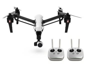 Rent: DJI Inspire 1 X3 Package