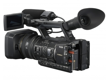 Rent: Sony HXR-NX5E NXCAM Professional Camcorder