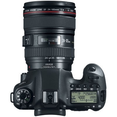 Canon EOS 6D with 24-105mm f/4L