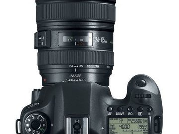 Rent: Canon EOS 6D with 24-105mm f/4L