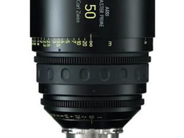 Rent: Zeiss/ARRI MasterPrime 50mm T1.3 PL-Mount