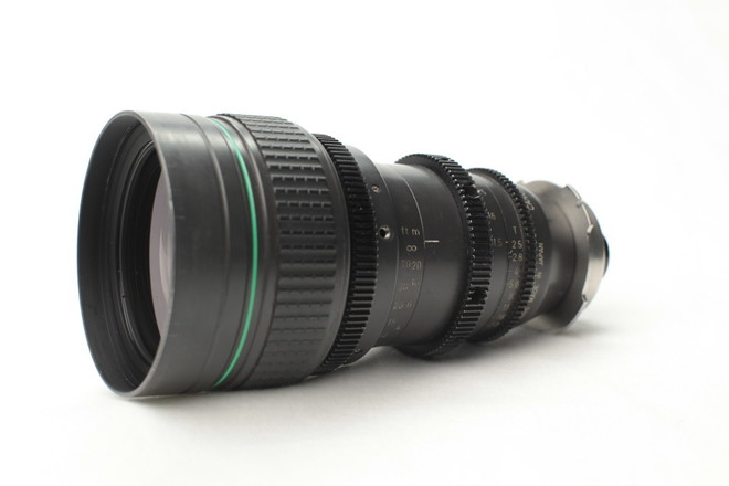 Canon 11.5-138mm T2.5 16mm Format