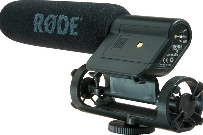 Rode VideoMic Directional Shotgun Microphone