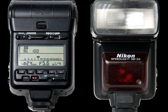 Nikon SB-24 Speedlight Flash