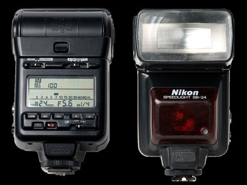 Rent: Nikon SB-24 Speedlight Flash