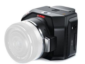 Rent: Black Magic Micro Cinema Camera with Metabones Speed Booster