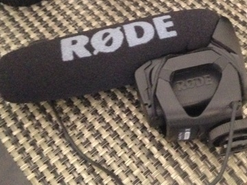 Rent: Rode Videomic Pro