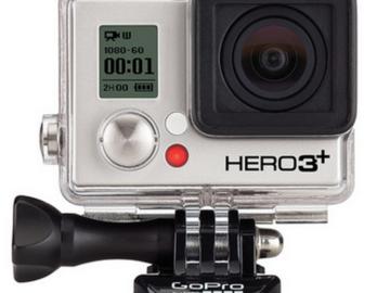 Rent: GoPro Hero 3+
