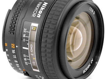 Rent: Nikon Lens Kit with Adapters