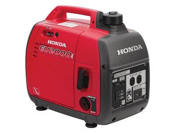"""Rent: Honda 2000w """"Suitcase"""" Generator"""