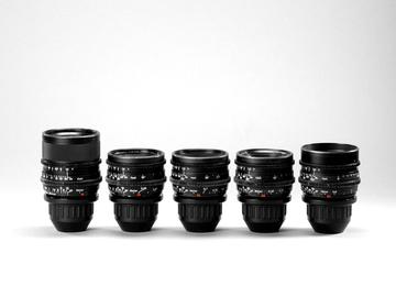 Rent: Zeiss Super Speed Lens Set Mark II (18-50)