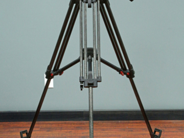 Rent: Sachtler V20P Fluid Head & 2-Stage Tripod