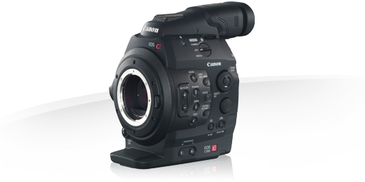 Canon C300 MK I Package