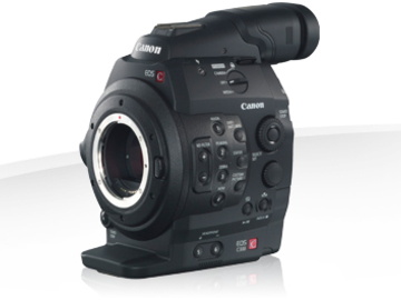 Rent: Canon C300 MK I Package