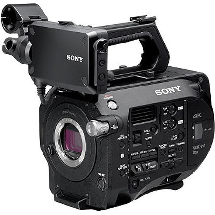 Sony Fs7 basic package w/metabones EF or PL adapter