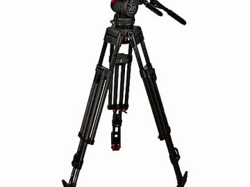 Rent: Sachtler Video 20P tripod set (100mm)