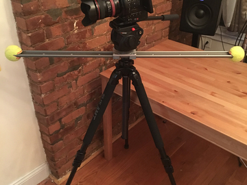 Rent: Igus DryLin Slider Kit (w/ Tripod, Sandbags)