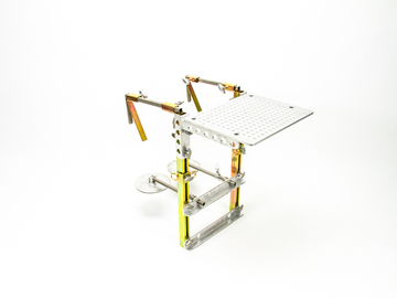 Rent: MODERN DELUXE SIDE MOUNT HOSTESS TRAY