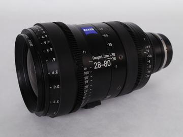 Rent: Zeiss CZ.2 28-80mm Compact Zoom T2.9 Zoom Lens