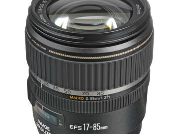 Rent: Canon EF-S 17-55mm f/2.8 IS USM Lens