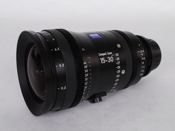 Rent: Zeiss Compact Zoom Lenses 15-30mm, 28-80mm Package