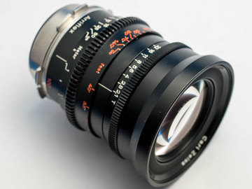 Rent: Zeiss 100mm T2.1 MkII PL/ARRI Bayo Mount 16mm Format