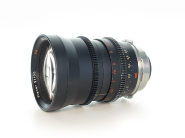 Rent: Zeiss 135mm T2.1 MkII PL/ARRI Bayo Mount 16mm Format