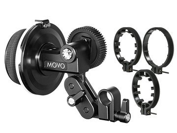 Rent: Movo follow focus w/ 66mm, 77mm & 88m lens gears