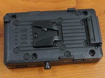 Rent: IDX System Technology Multi D-Tap V-Mount Adapter Plate