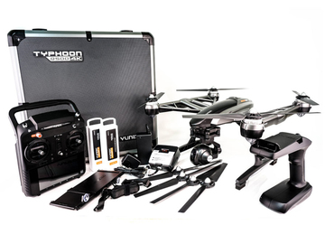 Rent: Typhoon 4K drone & handheld gimbal kit