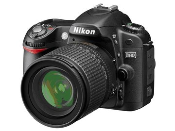 Rent: Nikon D80 DSLR with lens