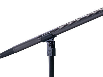 Rent: Audio-Technica AT835b Shotgun Mic (long)