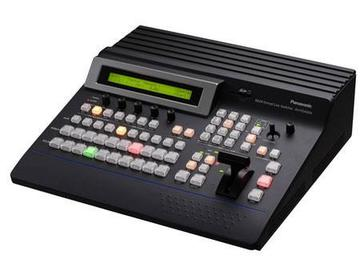 Rent: Panasonic Compact Live Multi-Format SD/HD-SDI Switcher